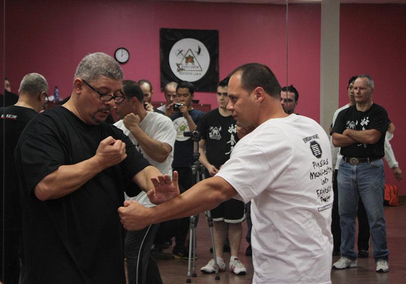 Wing Chun Kali System Charlie Diaz