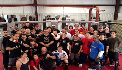 Photo of Wing Chun Kali System Houston Texas Seminar