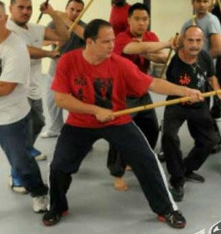 Filipino Kali Training Aguadilla Puerto Rico