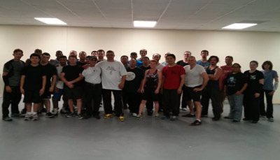 Photo of Wing Chun Kali System Houston Seminar